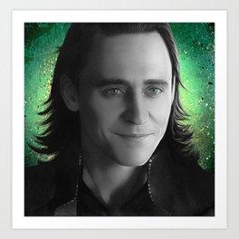 Loki - Thor Art Print