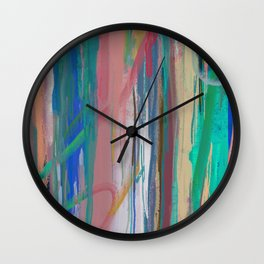 Satin Noose Wall Clock