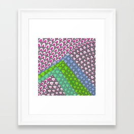 The Future : Day 2 Framed Art Print