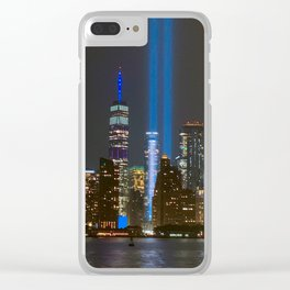 Remember Us Clear iPhone Case