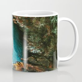 Flamingo Forest #society6 #decor #buyart Coffee Mug
