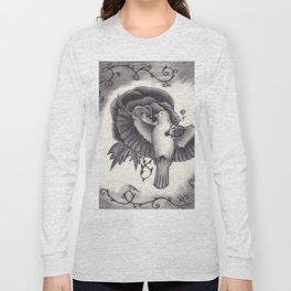 Sparrow Flight Long Sleeve T-shirt