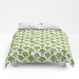 Broccoli - Formal Comforters