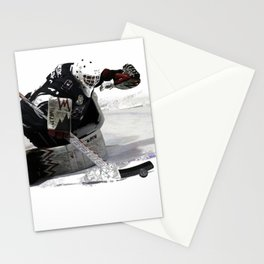 No Goal! - Hockey Goalie Stationery Cards