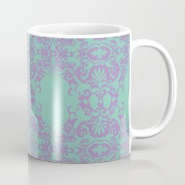 Turkise Ornament Coffee Mug