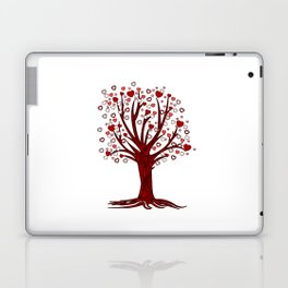 Heart Tree (2) Laptop & iPad Skin