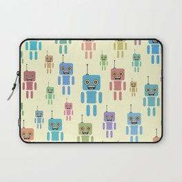 Robotic brothers Laptop Sleeve