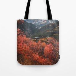 meadow glow Tote Bag