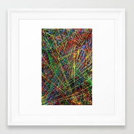 switch Framed Art Print