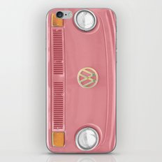 Groovy Blushing iPhone & iPod Skin