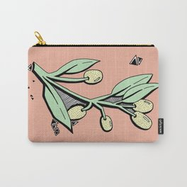 French Olives (color) Carry-All Pouch