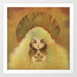 """Great-Rooted Blossomer"" Art Print"