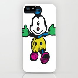 Mutant Mouse iPhone Case