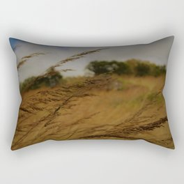 Amber Waves Rectangular Pillow