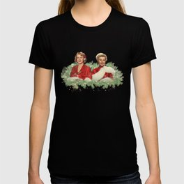 Sisters - A Merry White Christmas T-shirt