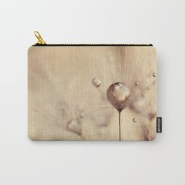 dandelion gold drop Carry-All Pouch