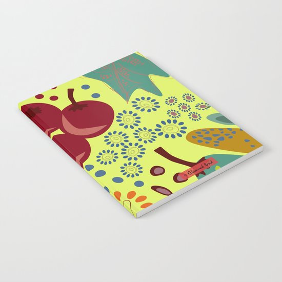 Pickles Notebook