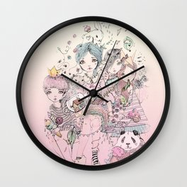Festivas Wall Clock