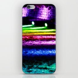 True colours iPhone Skin