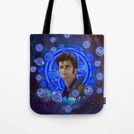 Doctor Who 10th generation Tote Bag