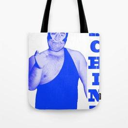 Memphis Wrestler Dream Machine Tote Bag