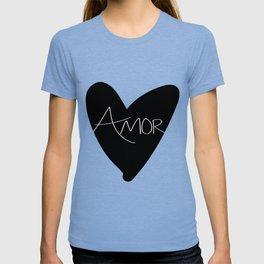 Mi Amor, Mi Corazon T-shirt
