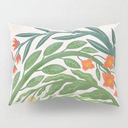 Floral Rainbow Pillow Sham