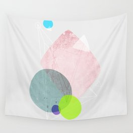 Graphic 123 Wall Tapestry