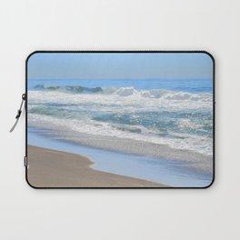 Baby Blue Ocean Laptop Sleeve