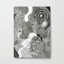 Twins 4-Sight Metal Print
