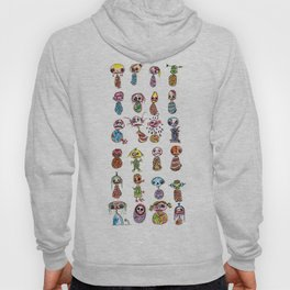 Collection of mummies Hoody