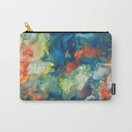 Mindscapes: Did you get hit by a bus or just have a baby? Carry-All Pouch