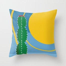 Esquenta 2 Throw Pillow