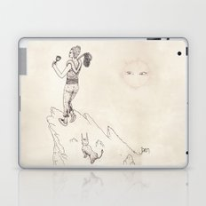 Tarot: 0 - The Fool Laptop & iPad Skin