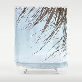 Beach spirit Shower Curtain