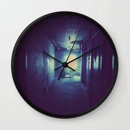 Abandoned Attendance Wall Clock