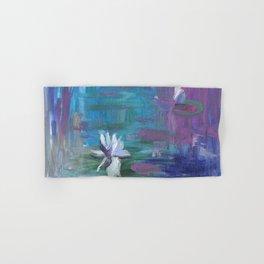 Water lily Hand & Bath Towel