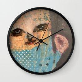 Little creature Wall Clock