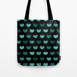 Cute Hearts VII Tote Bag