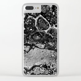 Trapped Soul - Acrylic Clear iPhone Case