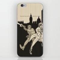 heroes iPhone & iPod Skins featuring Heroes by salternates