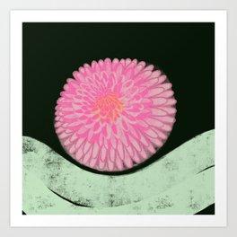 The Blossom of Peace Art Print