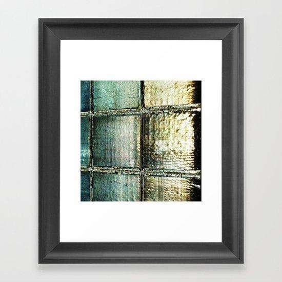 Painful Memories Framed Art Print