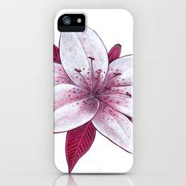 Giglio iPhone Case
