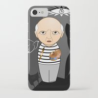 pablo picasso iPhone & iPod Cases featuring Kokeshi artist Pablo Picasso by Pendientera