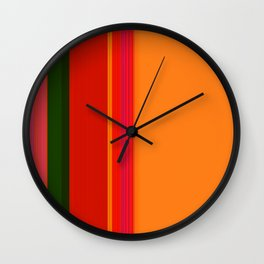 PART OF THE SPECTRUM 02 Wall Clock