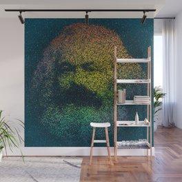 Karl Marx Wall Mural