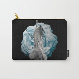 She Takes on the World Carry-All Pouch