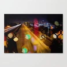 Focus On What's Unclear Canvas Print