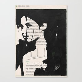 Nadya Canvas Print